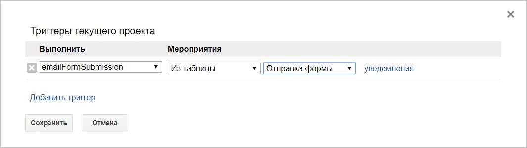 формы гугл