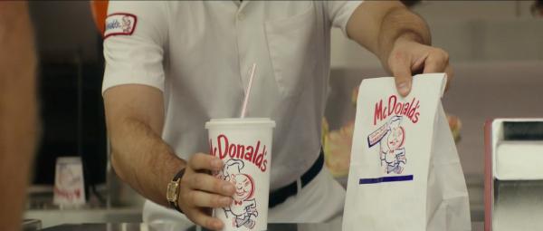 процесс обслуживания Макдональдс