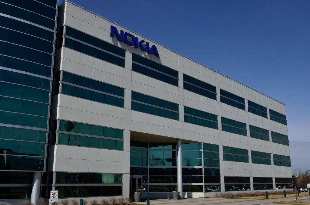 офис компании Nokia